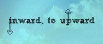 inward-to-upward